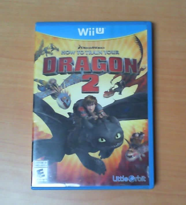 how to train your dragon 2 video game play