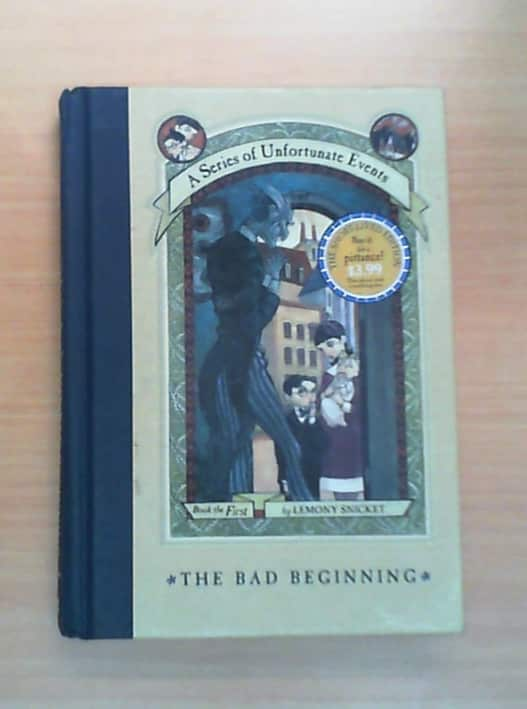 The Bad Beginning Book