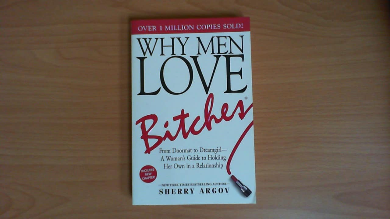 why men love bitches from doormat to dreamgirl a womans guide to holding her own in a relationship