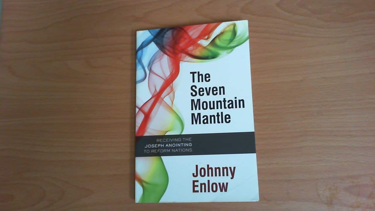 The Seven Mountain Mantle: Receiving the Joseph Anointing to