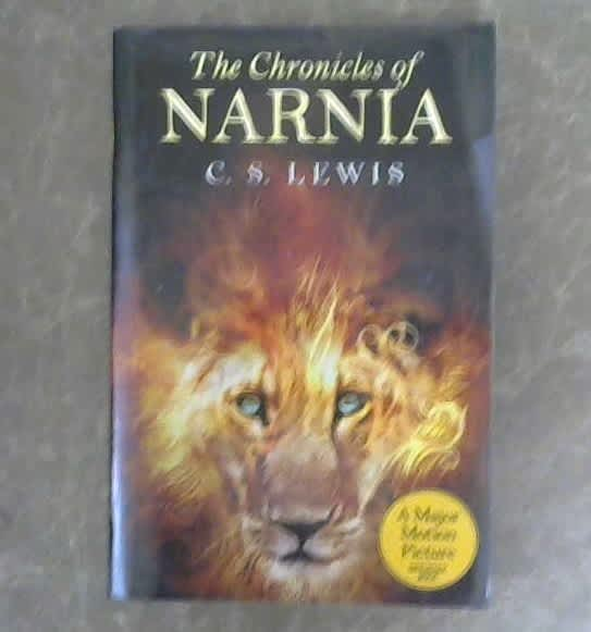CHRONICLES OF NARNIA BIND UP